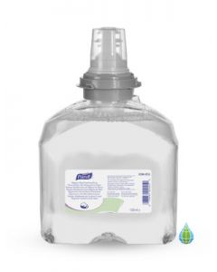 TFX Purell Foam Hand Sanitiser Cartridge (2x1.2Ltr)