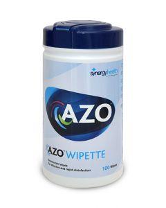Azo Wipette (Pack 100)