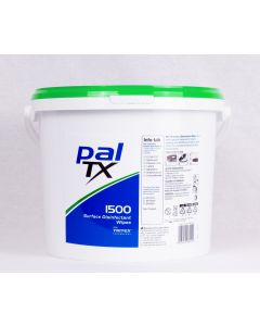 Pal TX Surface Disinfectant Wipe (Tub of 1500)