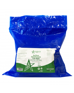 Andarta Surface Disinfectant Tub Wipe - Refill Pack 1500 (Box 2x1500)