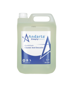Andarta Aluminium Cleaner and Descaler (5Ltr)