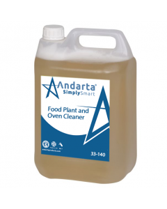 Andarta Food Plant and Oven Cleaner