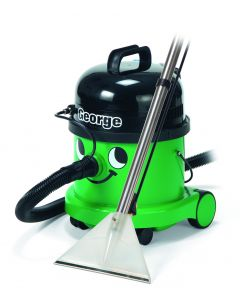 George Wet & Dry Extraction Cleaner 240v