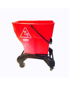 Mop Bucket Only - Red