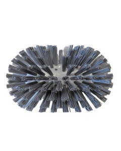 Stiff Bristle Tank Brush Grey
