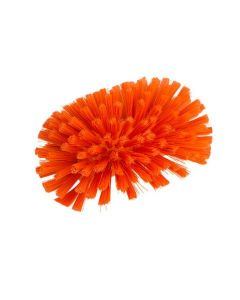 Stiff Bristle Tank Brush Orange