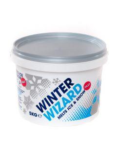 Winter Wizard Fast De-icer 5kg Tub