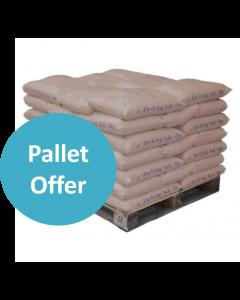 Brown Rock Salt Pallet Offer