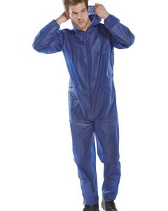 Polyprop Coverall Navy