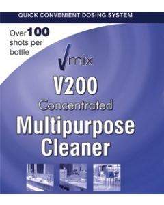 V-Mix V200 Multi Purpose Cleaner Ready to Use Label