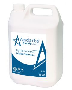 Andarta High Performance Vehicle Shampoo (2x5Ltr)