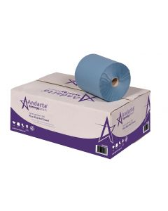 Andarta System 500 Autocut Plus 200m Blue Roll Towel