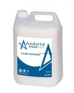 Andarta Carpet Defoamer (2x5Ltr)