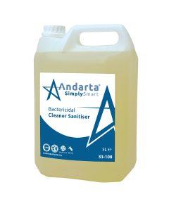 Andarta Bactericidal Cleaner Sanitiser (5Ltr)