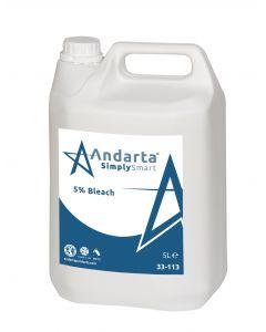 Andarta 5% Bleach (5 Litre)