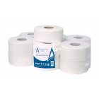 Andarta 2Ply 150m 62mm Core Mini Jumbo Toilet Roll (Pack 12)