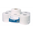 Andarta 2Ply 150m 76mm Core Mini Jumbo Toilet Roll (Pack 12)