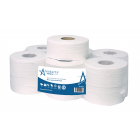 Andarta 2Ply 120m 62mm Core Mini Jumbo Toilet Rolls (Pack 12)