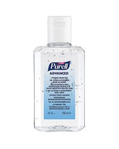 Purell 100ml Liquid Hand Sanitiser Bottle
