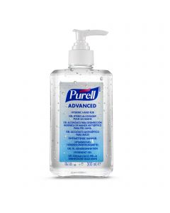 Purell 300ml Liquid Hand Sanitiser Pump Bottle