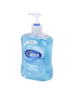 Carex 500ml Original Anti-Bac Soap Pump Bottle