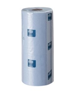 "Tork Advanced 2Ply Blue 10"" Wiper Roll"