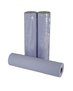 "3Ply Blue 20"" 36m Hygiene Roll"