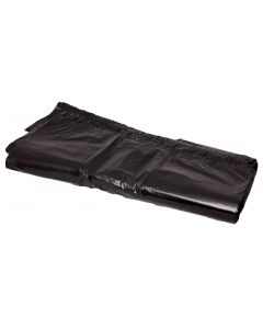 Andarta Black Medium Duty  Refuse Sack 18x29x39