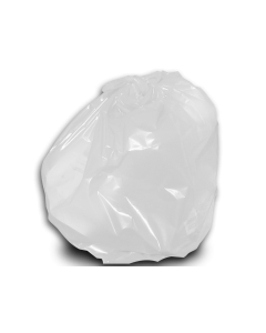 Clear Heavy  Duty Refuse Sack 18x29x39
