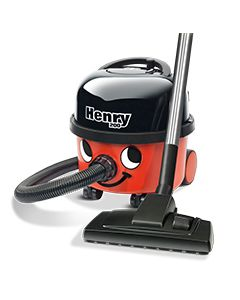 Henry Vacuum Cleaner Supplied C/W Kit A1