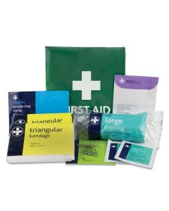 Travel First Aid Kit Soft Case
