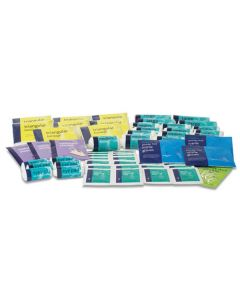 Extra Large 50 Person First Aid Kit Refill