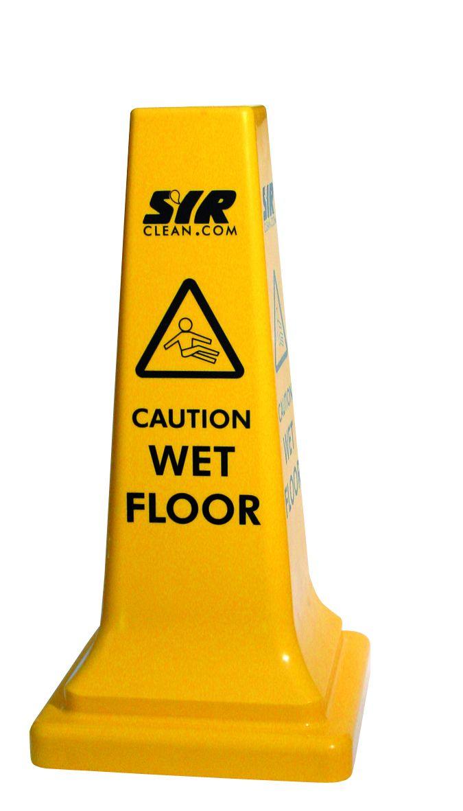 Caution Wet Floor Warning Cone 26 Quot